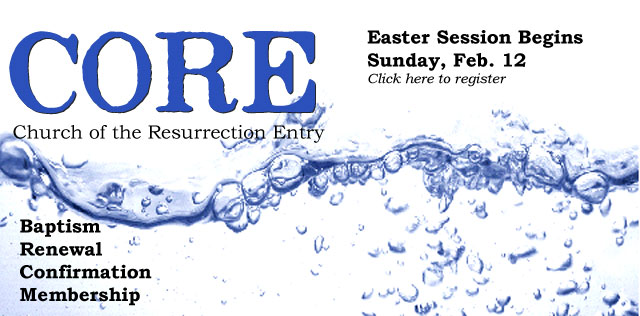 CORE Rotating banner easter 2012