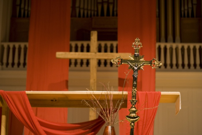 Maundy Thursday 2011_01