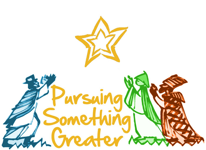 Pursuing Something Greater Logo